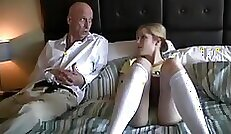 CHF Step Daughter Fucked real Hard By The Hot Dad