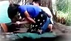 sex in forest take by hidden cam