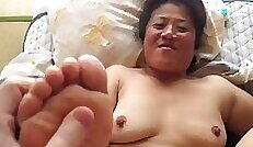 Chinese mama Paige Russ fucked in front of her husband