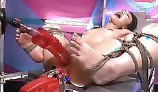 Asian Sluts Get Powerful Orgasms with Their Toys