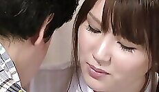 BABY japanese fan banged by tattooed doctor
