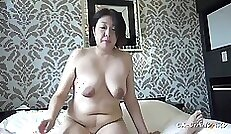 Chunky steaming plump milf gets fucked