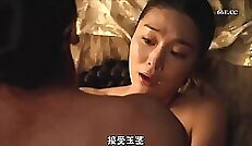 Brunette Korean Olympia Aven Nightclub Body On Shot
