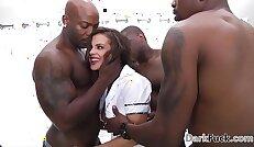 Brutal mamba cock anal gangbang Keisha Grey