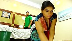 Indian Maid More videos with girl