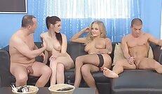 The Sex Club The Lord of the Sex Rings Matt Bird, Dominic Ross, Mira, Kayla Green